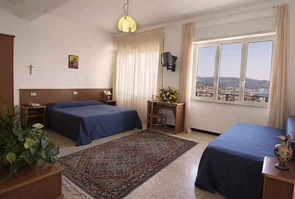 Casa religiosa di ospitalit soggiorno don orione for Soggiorno in liguria